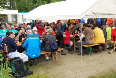 Wanderfest. Foto: Krebs