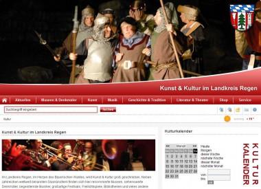 Kunst & Kultur im Landkreis Regen