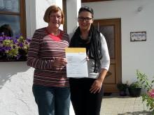 Ferienwohnung Arber-Blick Frauenau, Gudrun Winzinger