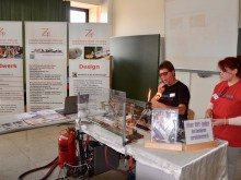Berufswahltag 2016 Glasfachschule Zwiesel
