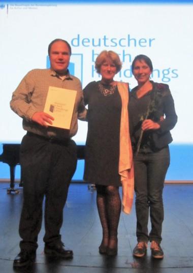 Deutscher Buchhandlungspreis für Buchhandlung Wegmann in Zwiesel
