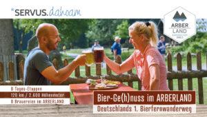 Bier-Ge(h)nuss im ARBERLAND