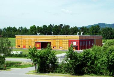 Außenansicht - Lederfabrik