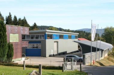 Betriebsgelände Dreieck Pichler GmbH