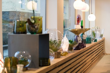 Glasbaron Ausstellung_